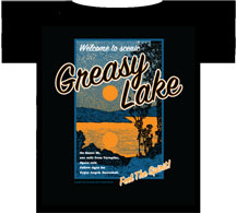 Greasy Lake T-shirt